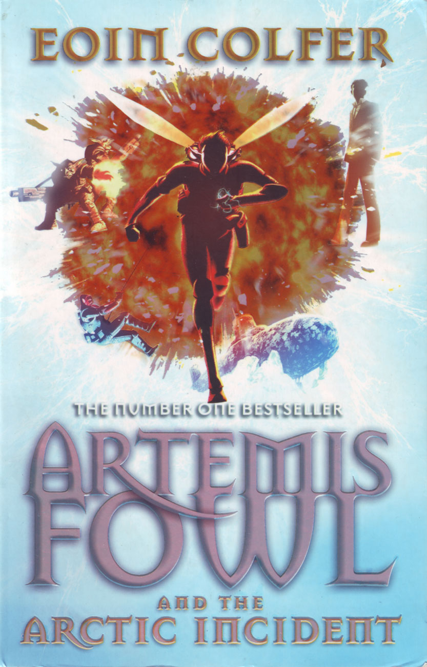 an analysis of the arctic incident an artemis fowl novel Our analysis of 4,339 reviews for 5 products from eoin  the arctic incident (artemis fowl,  the arctic incident: the graphic novel (artemis fowl graphic.