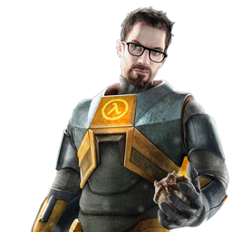 Gordon Freeman.