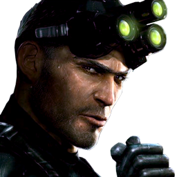 Sam Fisher.